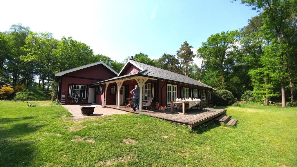 Vakantiehuis in het huis van abraham capadose nederland okkenbroek