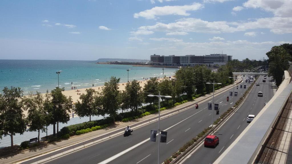 Apartamento Castillo Alicante fotografía