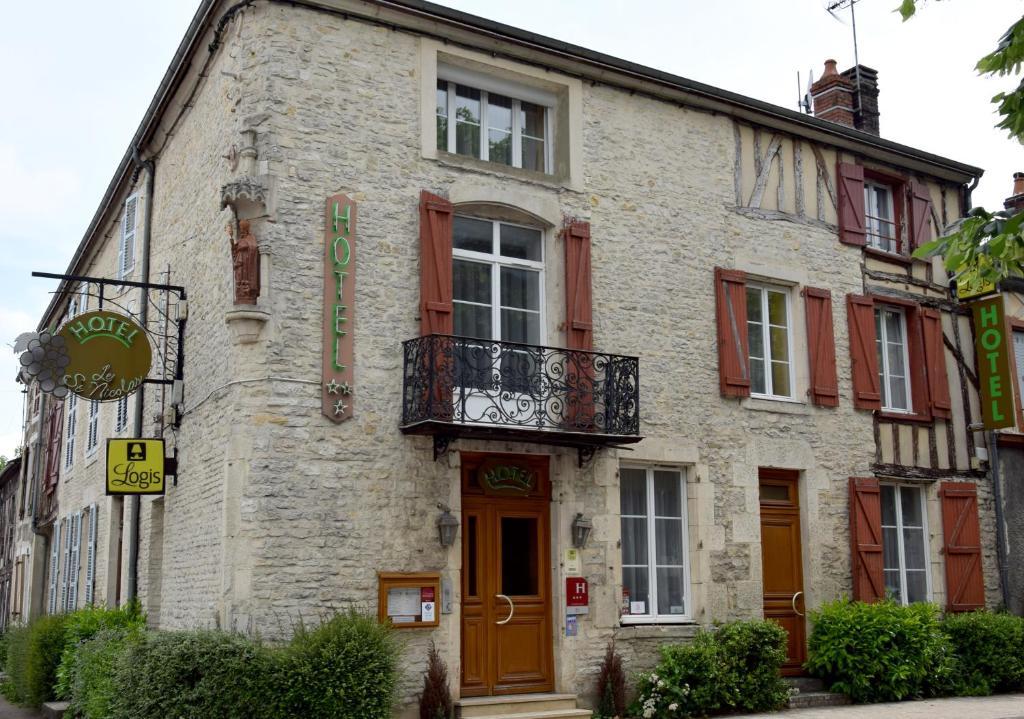 Hotel logis le saint nicolas bar sur aube france for Hotel de france booking