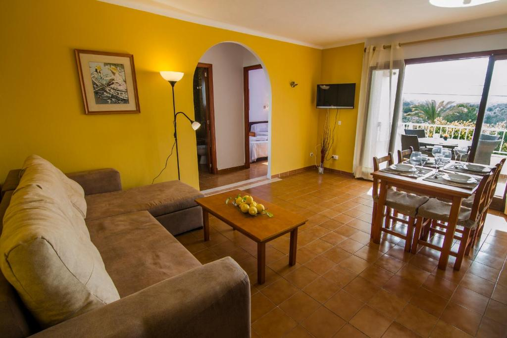 Apartamento Cala Ferrera 1 foto