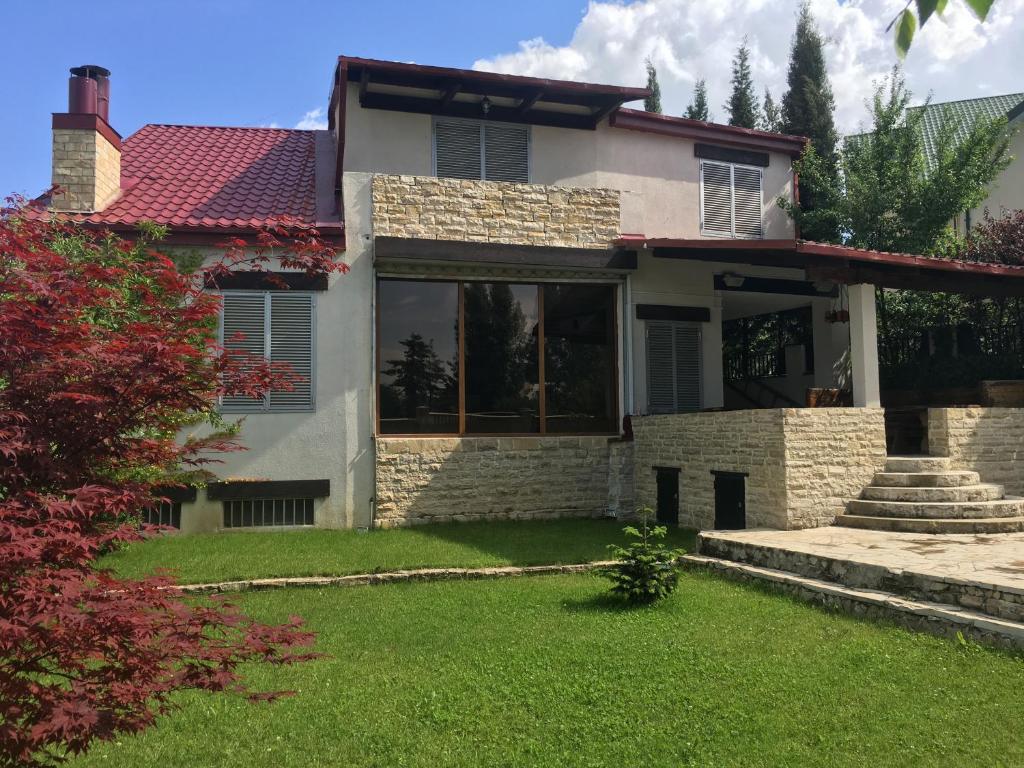 Apartment For Sale In Tbilisi Georgia: Tbilisi Tskneti Mountain Villa, Tbilisi City, Georgia
