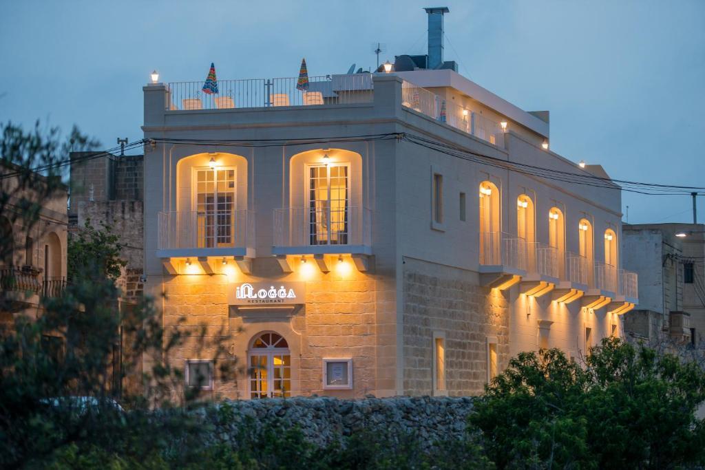 Il logga boutique hotel xag ra malta for Design boutique hotel malta