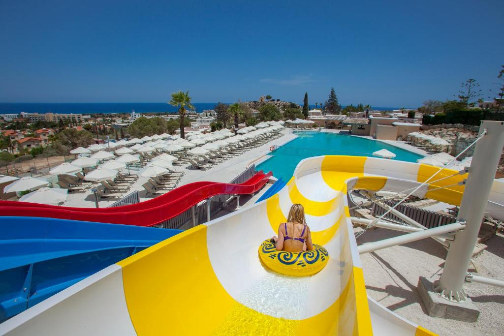 Hotels In Paphos With Water Park