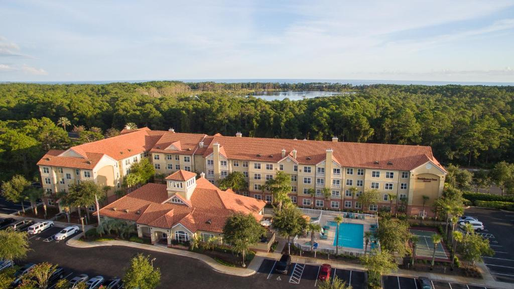A bird's-eye view of Residence Inn Sandestin at Grand Boulevard