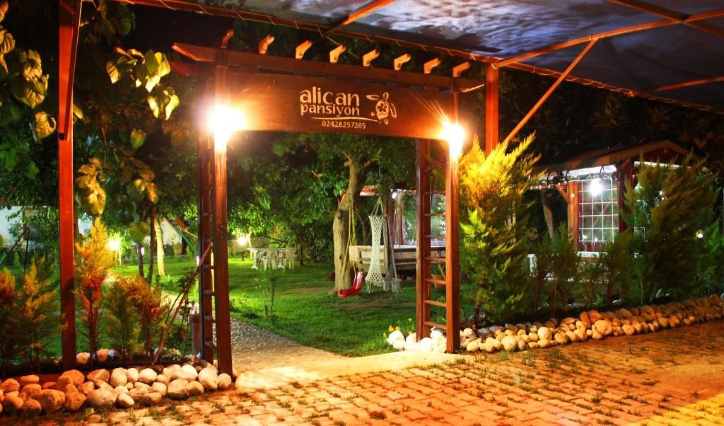Alican Pension