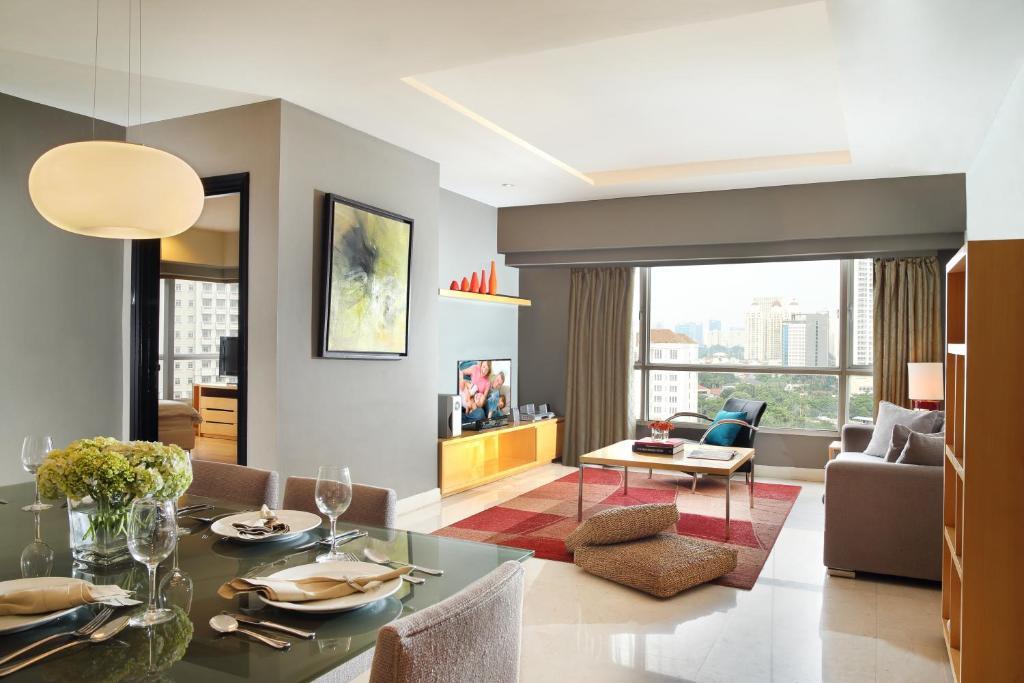 Aparthotel Somerset Berlian Jakarta Indonesia
