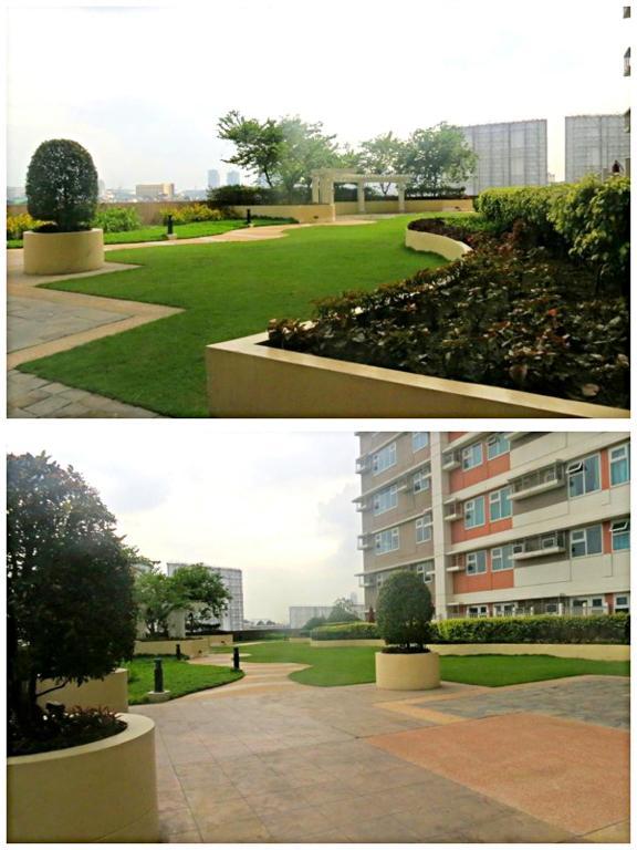 Apartment loft at gateway garden heights manila for Garden gateway