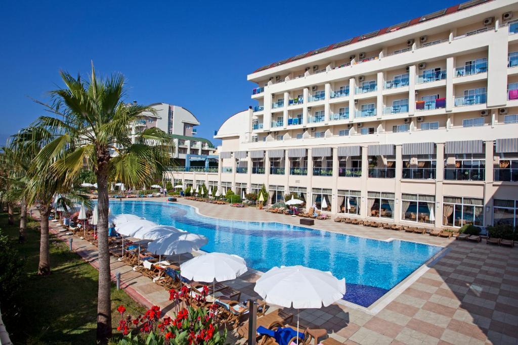 Бюджетные отели Турции на Средиземноморском побережье!