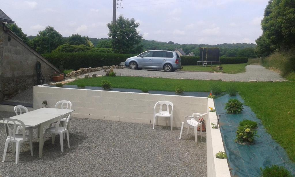Bed and Breakfast Maison Ancienne, Guilligomarc'h, France ...