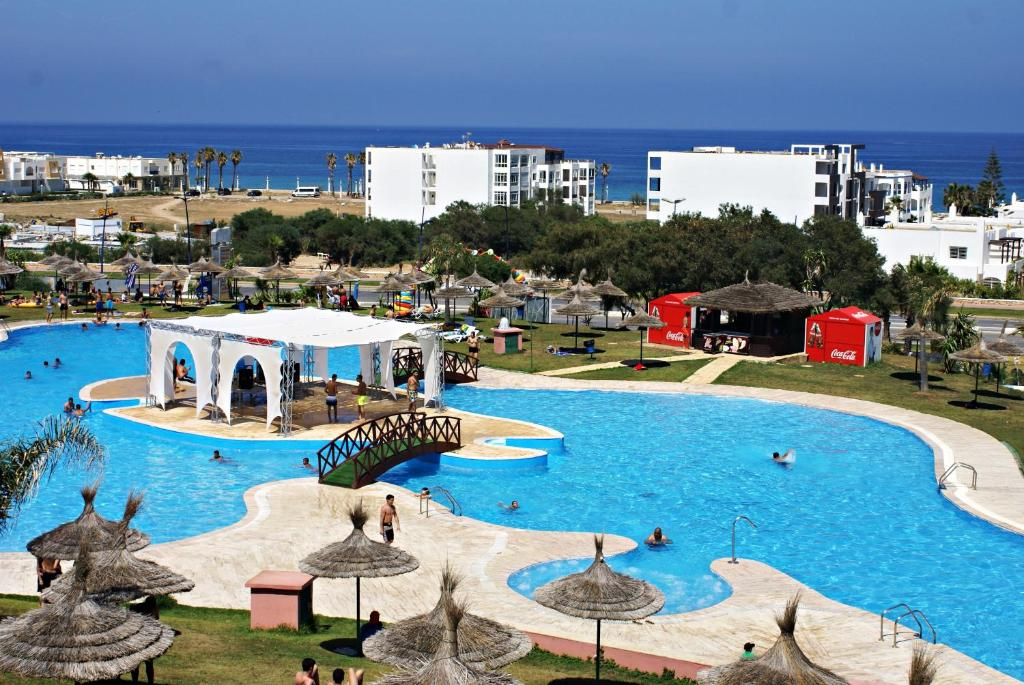 L 39 escale appart h tel marina smir morocco for Site appart hotel