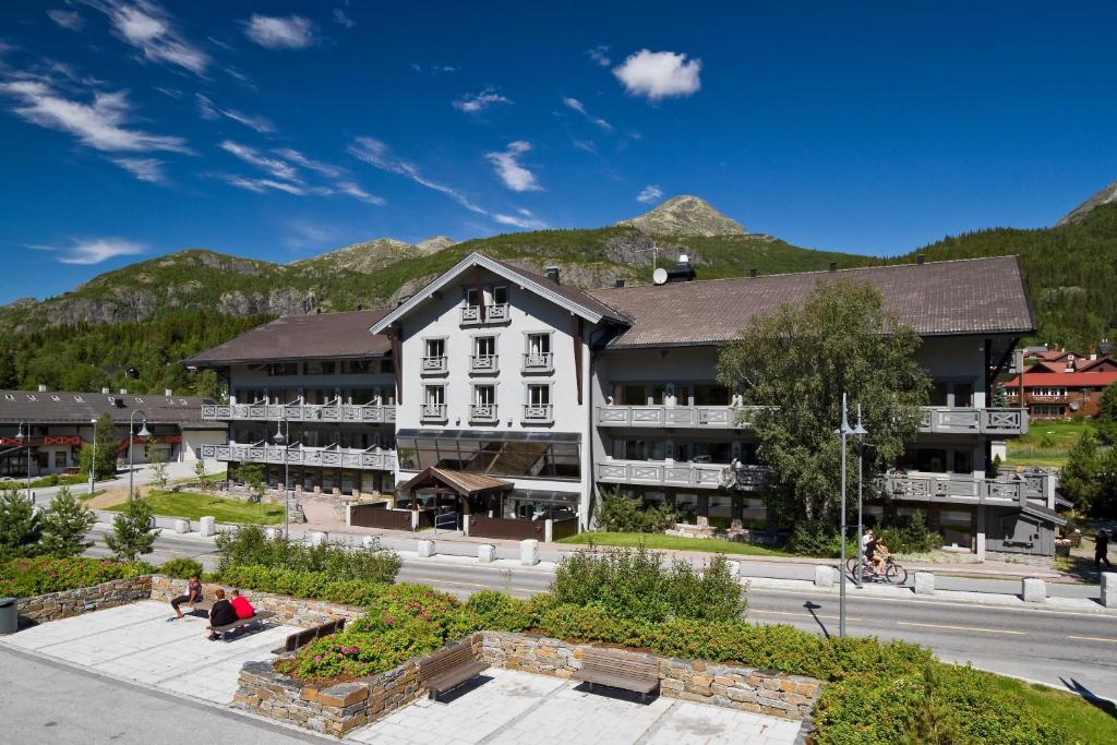 ofertas en el skogstad hotel hemsedal noruega