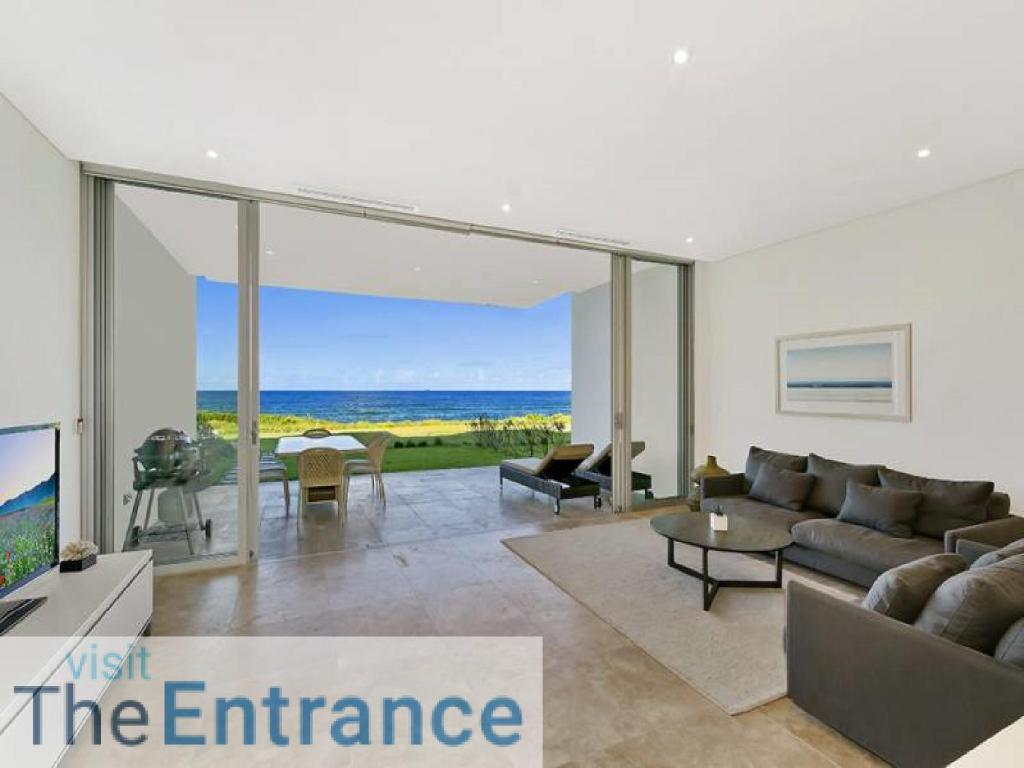 Appartement nautilus 5 australi the entrance - Appartement australie ...