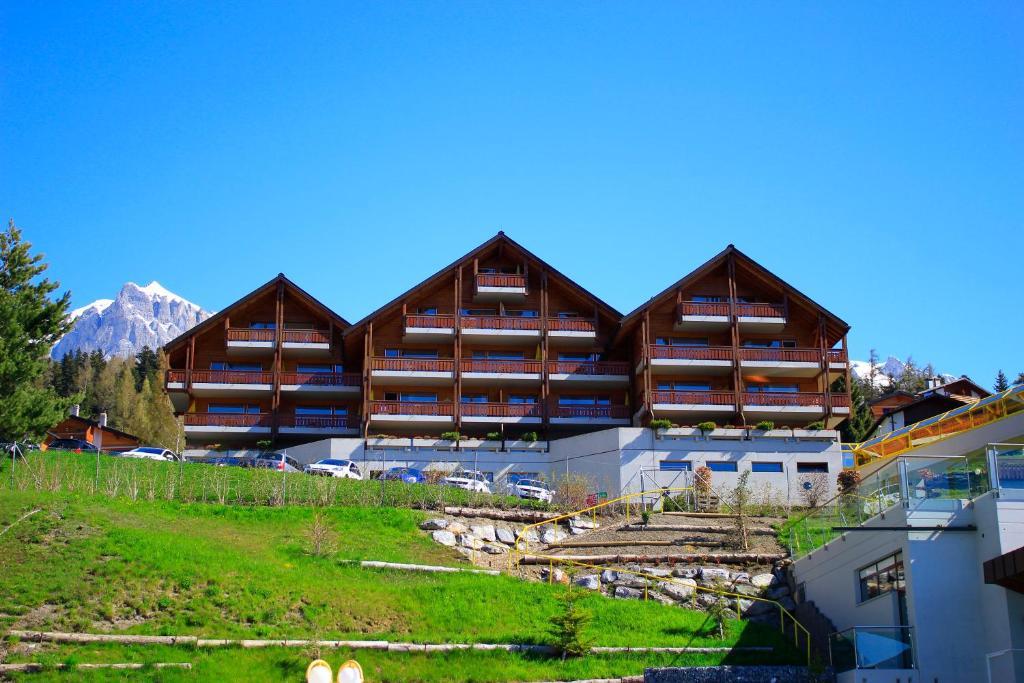 Appart 39 h tel apart location des bains suisse ovronnaz for Location appartement yverdon suisse