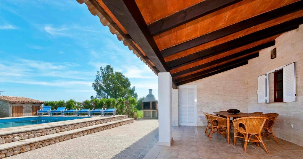 Villa Aubons fotografía