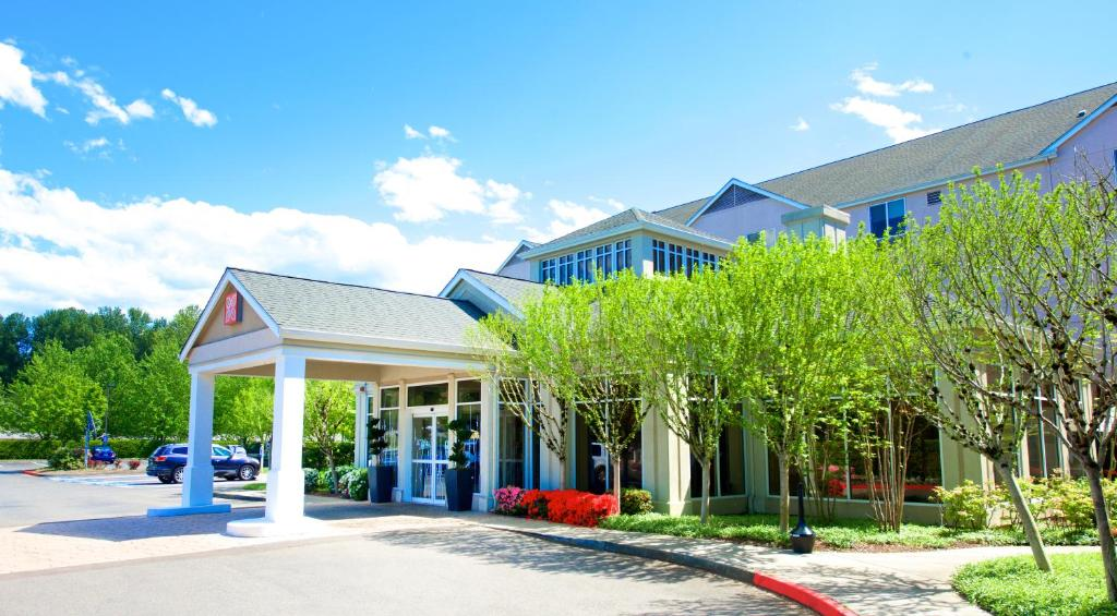 Hilton Garden Inn Seattle/Renton, WA - Booking.com
