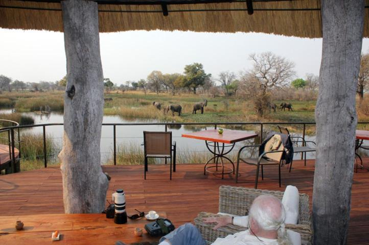 Nkasa Lupala Tented Lodge