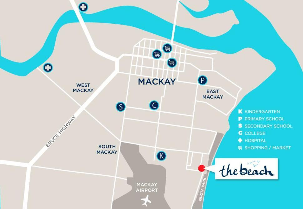 Mckay Australia Map.Petrie Beach Holiday Home Mackay Updated 2019 Prices