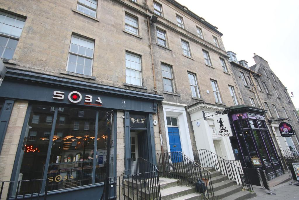 Booking Hotel Edimburgo