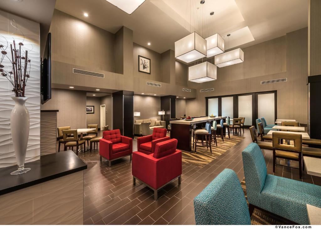 Hampton Inn Reno West NV
