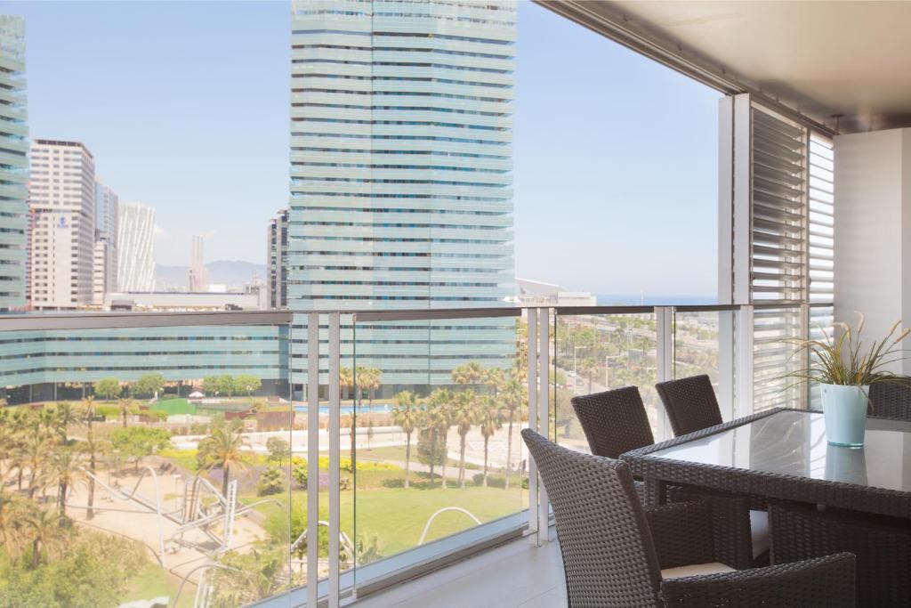 Akira Flats Llum apartment, Barcelona – Updated 2018 Prices