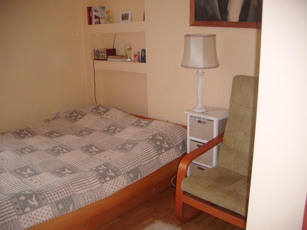 A room at Apartament Wolin koło Międzyzdrojów