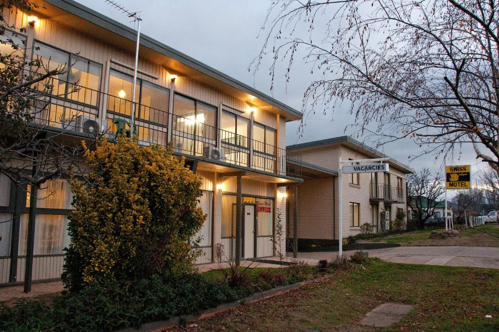 The Swiss Motel, Cooma, Australia - Booking com