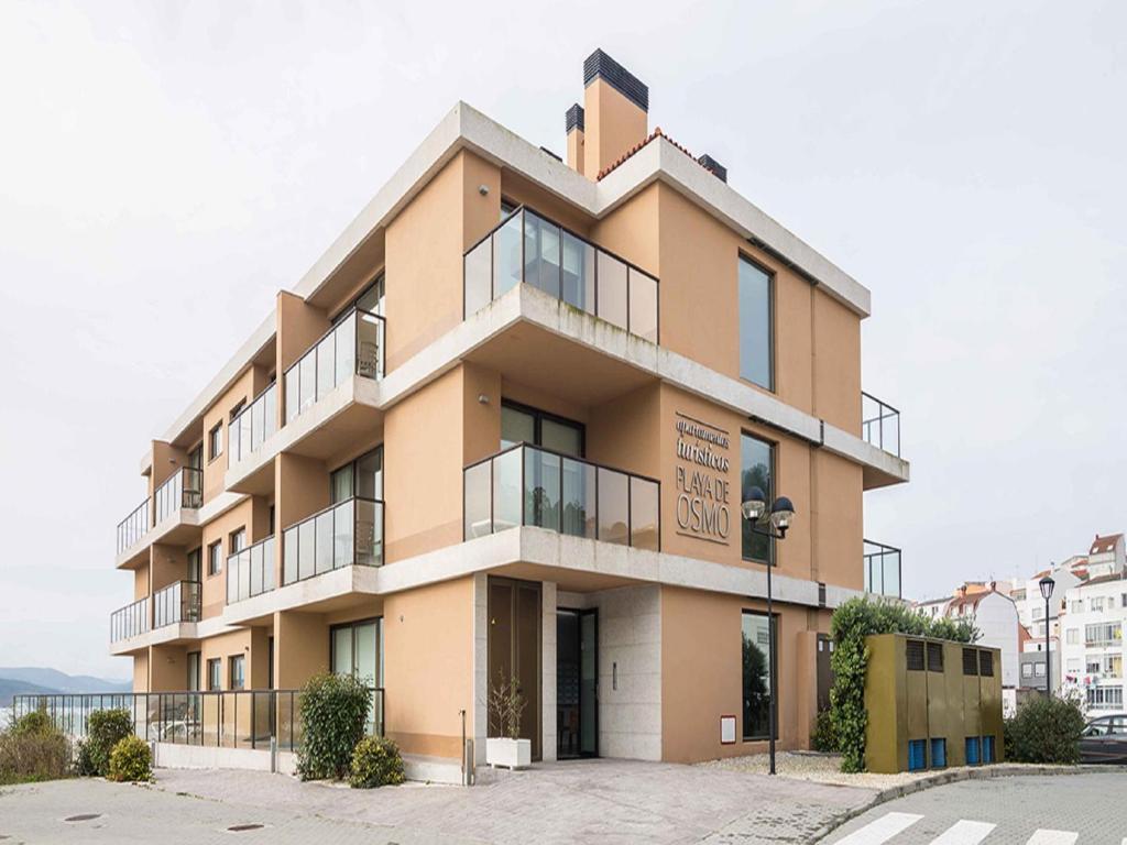 Imagen del Apartamentos Turísticos Playa de Osmo