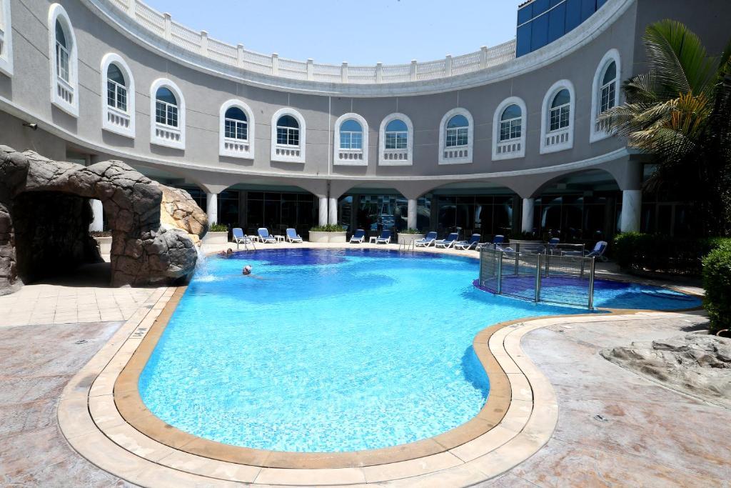 Sharjah Premiere Hotel UAE Bookingcom