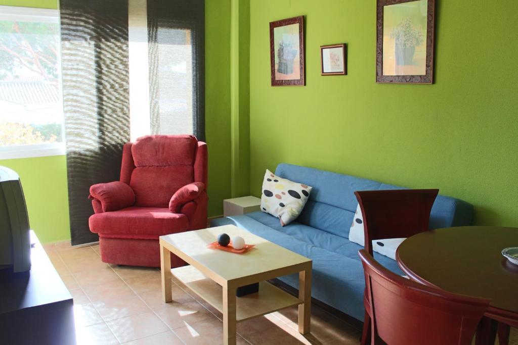 Apartamento La Jara Ostras foto