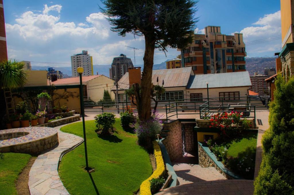 Apartment Departamento en Edificio Bel Jardin, La Paz, Bolivia ...
