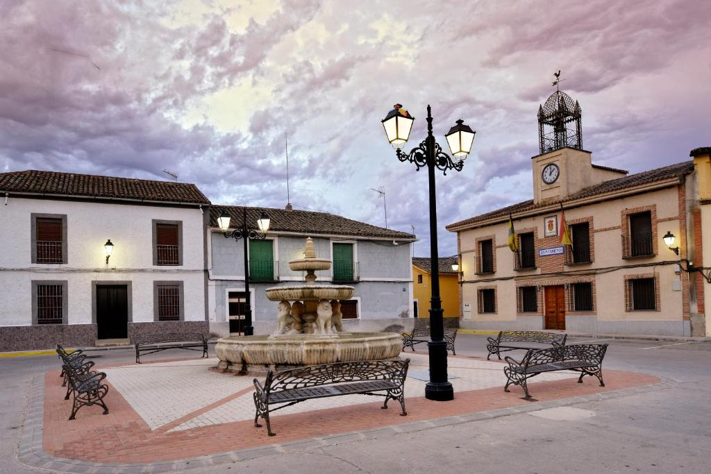 hotels with  charm in castilla la mancha  83