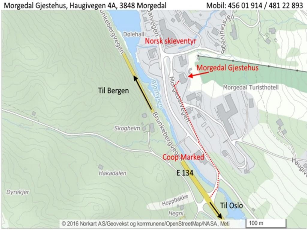 morgedal kart Morgedal Gjestehus (Morgedal) – oppdaterte priser i 2018 morgedal kart