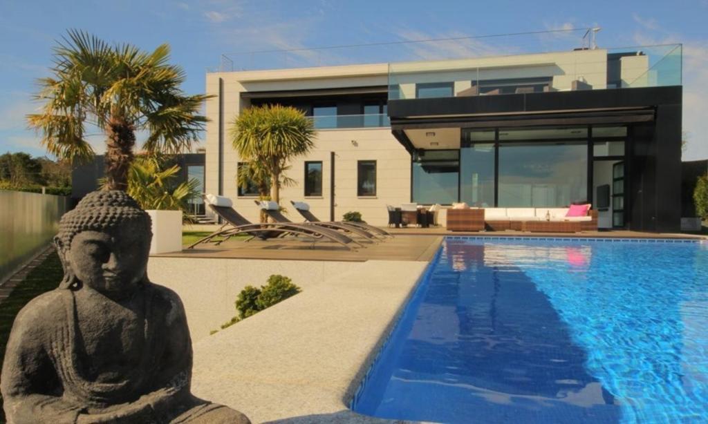 Bonita foto de Villa in Sanxenxo 101120
