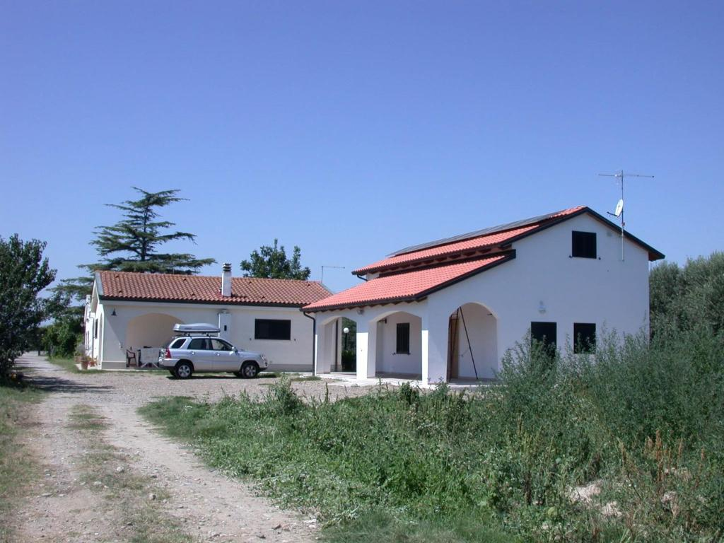 Hôtel proche : Casa Vacanze Bio Mele
