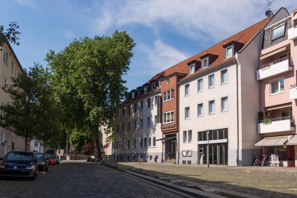 cvjm hotel am wollmarkt deutschland braunschweig. Black Bedroom Furniture Sets. Home Design Ideas
