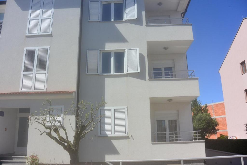 The facade or entrance of Apartments Residence L'Ulivo