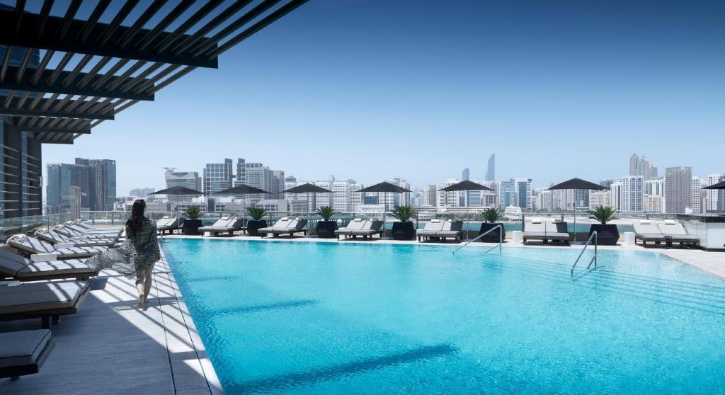 フォーシーズンズ ホテル アブダビ アット アル マリア アイランド(Four Seasons Hotel Abu Dhabi at Al Maryah Island)