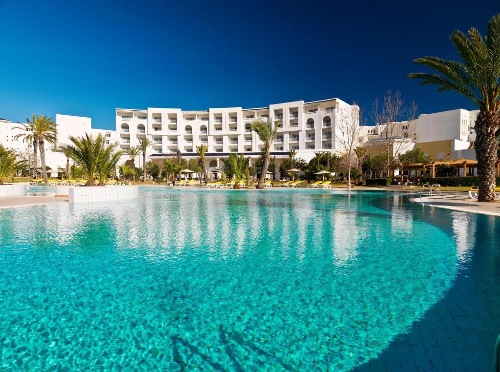 H tel saphir palace spa tunisie hammamet for Salon 5 etoiles tunisie