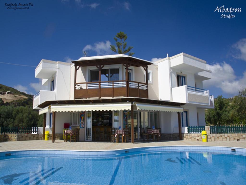 Дом на берегу моря Кефалос
