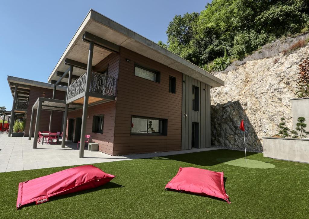 Location Villa Annecy Centre