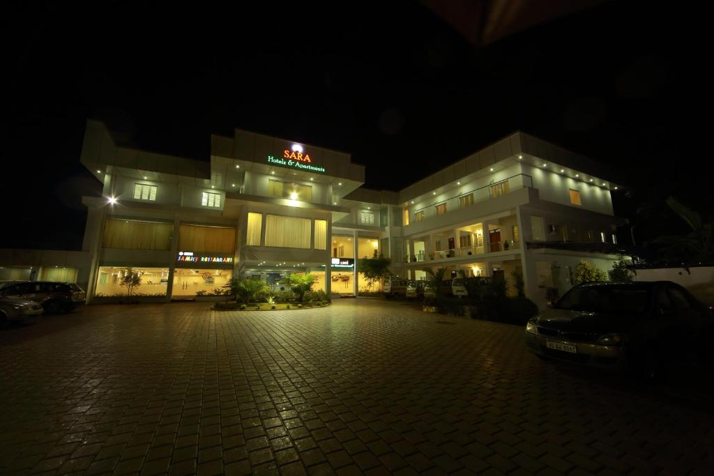 sara hotels and apartments, nedumbassery, india - booking
