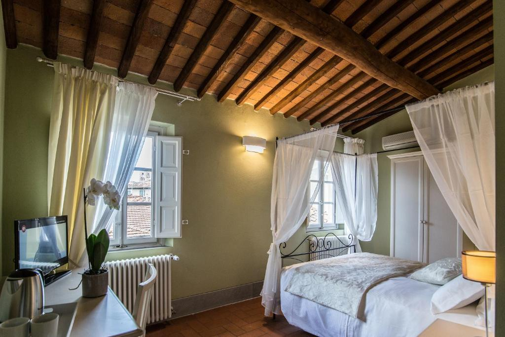 Een kamer bij B&B Residenza Di Via Fontana
