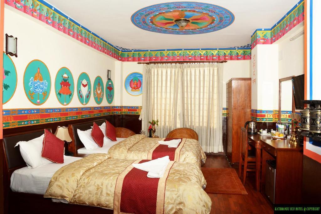 Image result for kathmandu eco hotel thamel