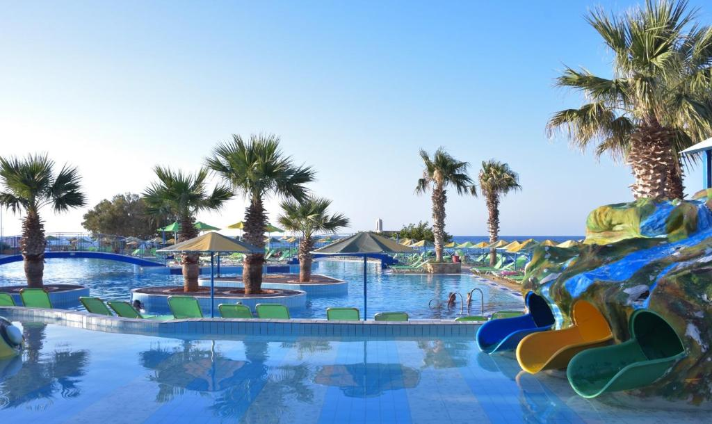 Отель Eri Beach & Village (Hersonissos) 4*  от 59500 рублей