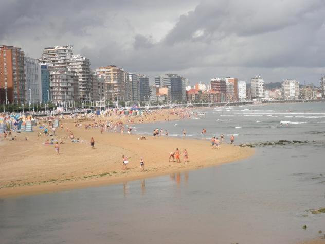 Apartamento Playa San Lorenzo imagen