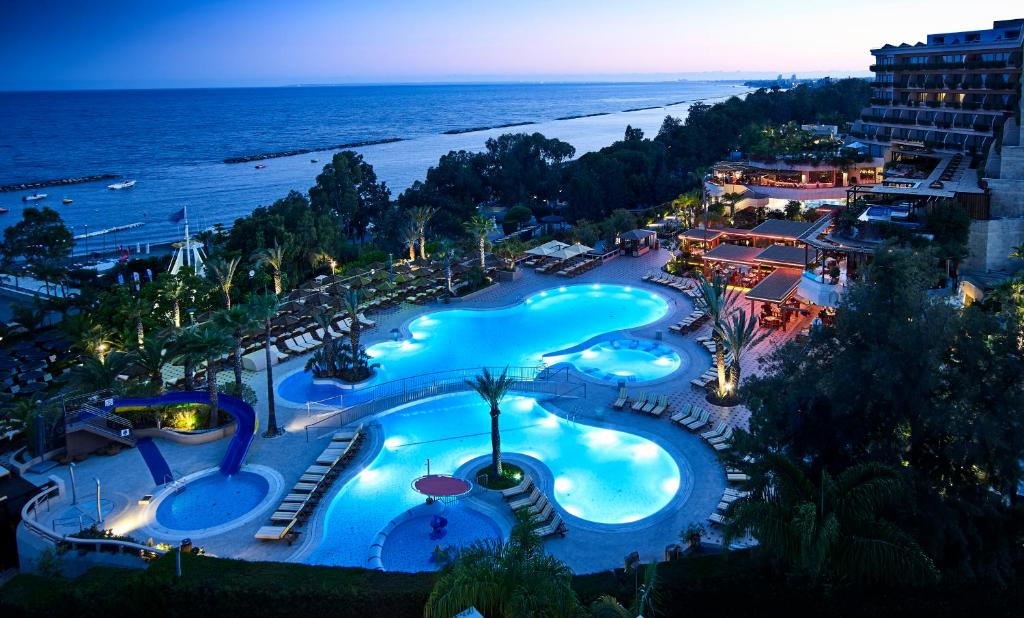 Four Seasons Hotel Limassol Cyprus Booking Com
