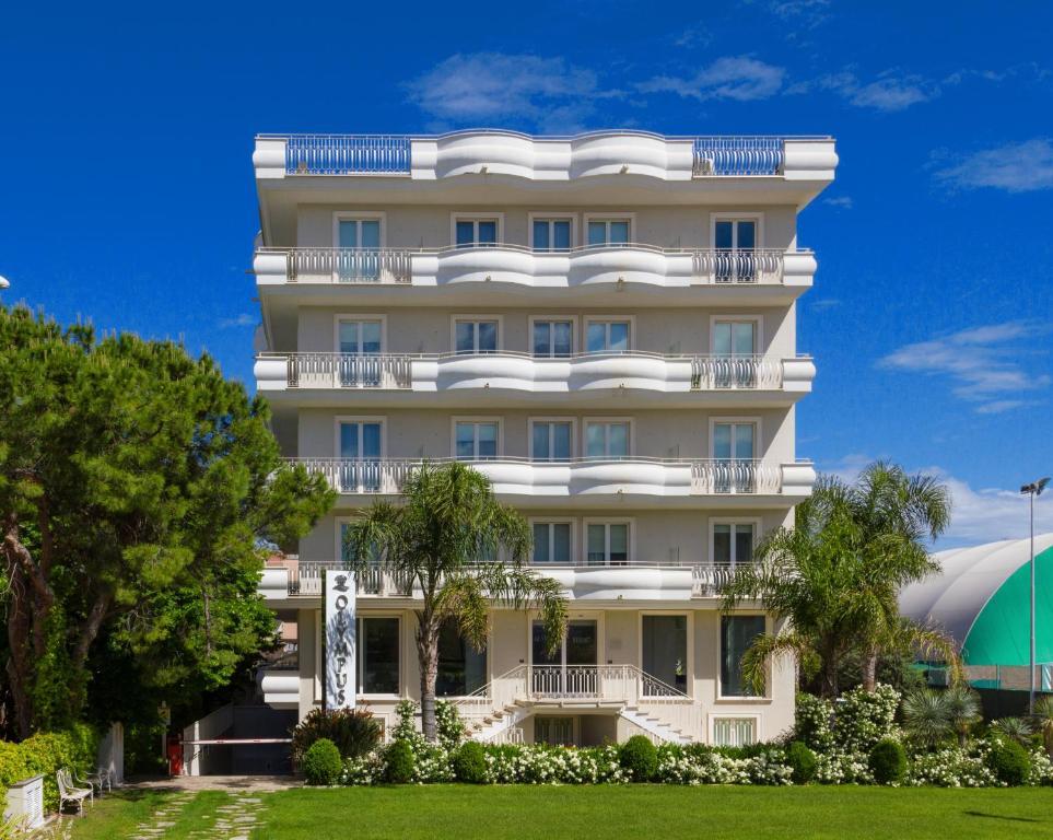 Olympus Resort, Alba Adriatica – Prezzi aggiornati per il 2018