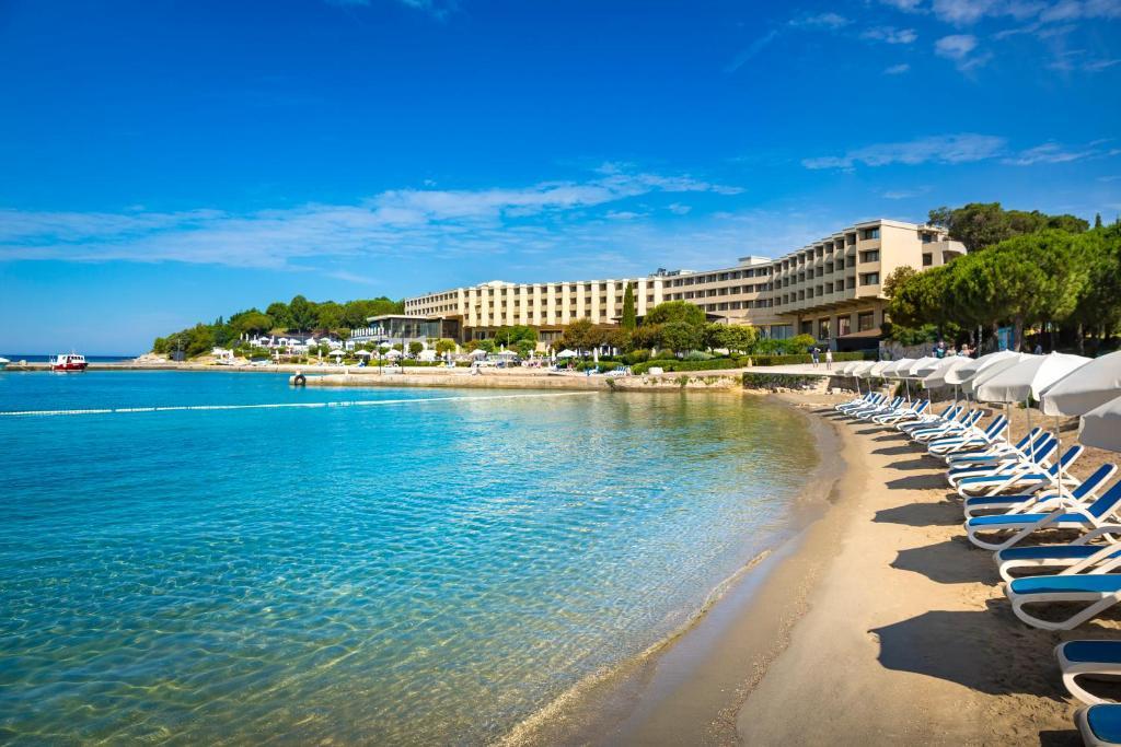 Картинки по запросу Island Hotel Istra 4 * Rovinj