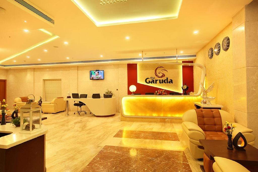 The Garuda Hotels Indien Trichur Booking Com