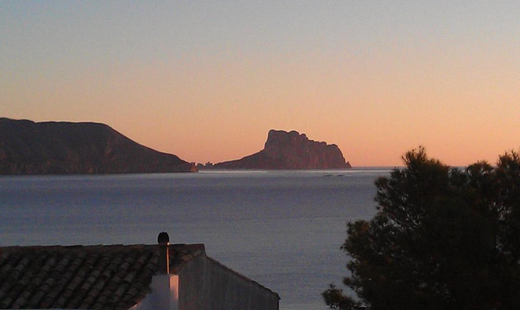 Altea Town House Sea View